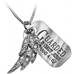 Necklace-Wing-Guarded In...