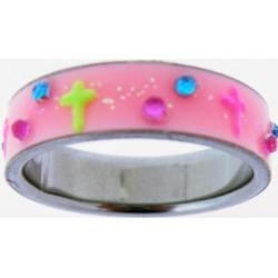 Ring-Pink UV Glow...