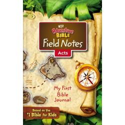 NIV Adventure Bible Field...