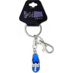 Key Chain/Bag Charm-Blue...