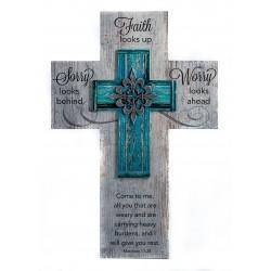 Wall Cross-Faith Looks Up...