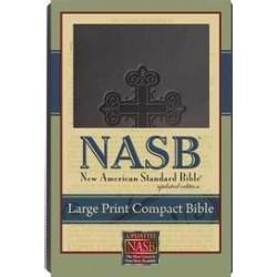 NASB Large Print Compact...