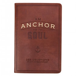 Anchor For The Soul-LuxLeather