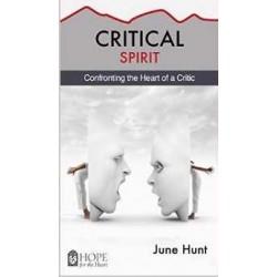 Critical Spirit (Hope For...
