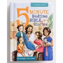 5 Minute Bedtime Bible Stories