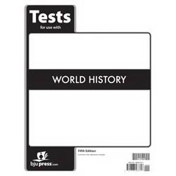 World History Tests (5th...