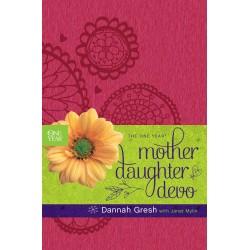 One Year Mother-Daughter Devo