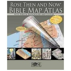 Rose Then And Now Bible Map...