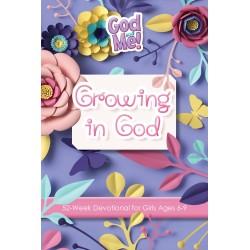 Growing In God: 52-Week...