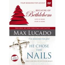 DVD-Because Of Bethlehem/He...