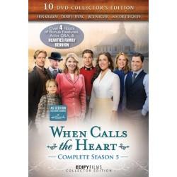 DVD-When Calls The Heart:...