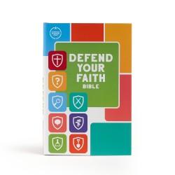 CSB Defend Your Faith Bible...