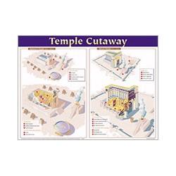 Chart-Temple Cutaway Wall...