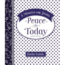 5 Minutes With Jesus: Peace...