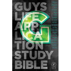 NLT Guys Life Application...