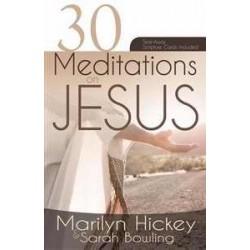 Ebook-30 Meditations On Jesus