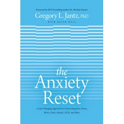 The Anxiety Reset-Hardcover...
