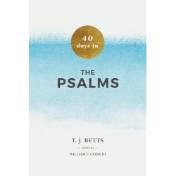40 Days In Psalms (Mar 2021)