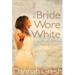 And The Bride Wore White...