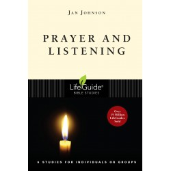 Prayer And Listening...