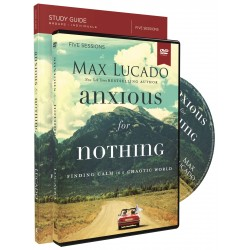Anxious For Nothing Study...