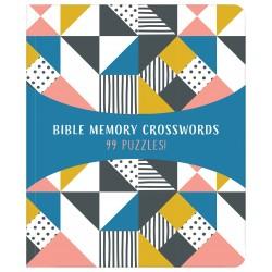 Bible Memory Crosswords: 99...