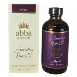 Anointing Oil-Myrrh-4 Oz
