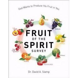 Fruit Of The Spirit Survey...