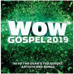 Audio CD-Wow Gospel 2019