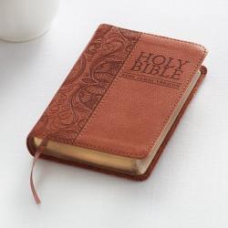 KJV Pocket Bible-Tan...