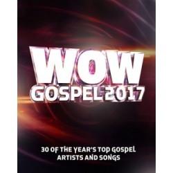 DVD-Wow Gospel 2017