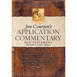 Jon Courson's Application...