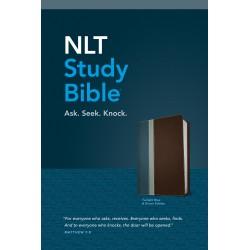 NLT Study Bible-Twilight...