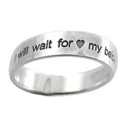 Ring-I Will Wait-Flat...