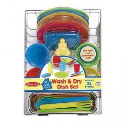 Pretend Play-Wash & Dry...