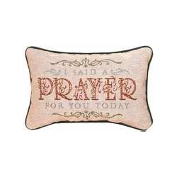 Pillow-Daily Devotions...