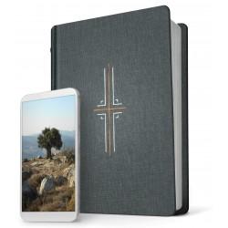 NLT Filament Bible-Gray...