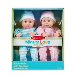 Doll Set-Mine to Love: Luke...