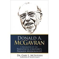 Donald A. McGavran