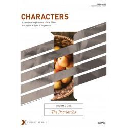 Characters Volume 1 Bible...