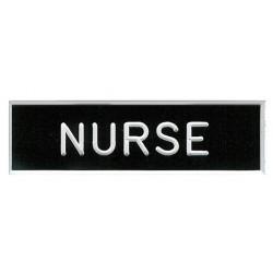Badge-Nurse-Pin Back (5/8 x...