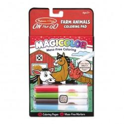 Coloring Pad-Magicolor Farm...