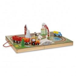 Toy-Take-Along Farm (18...