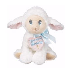 Plush-Heaven's Blessing Lamb