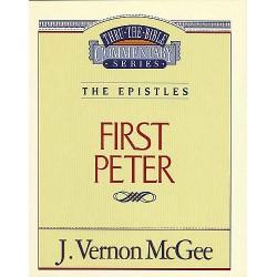 First Peter (Thru The Bible...