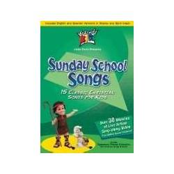 DVD-Cedarmont Kids: Sunday...
