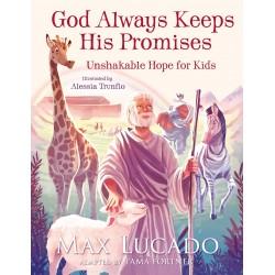 God Always Keeps His Promises