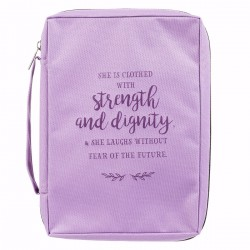 Bible Cover-Value-Strength...
