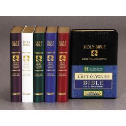 NRSV Gift And Award Bible...