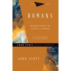 Romans (John Stott Bible...